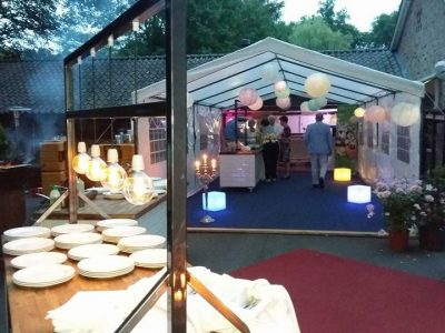 Le Martin Catering - Feest